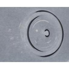 Grey Bullion 4mm x 241mm x 356mm