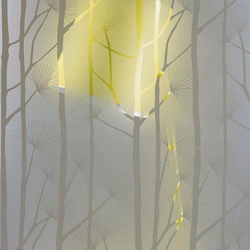 Oriel Burdock - Pilkington Glass