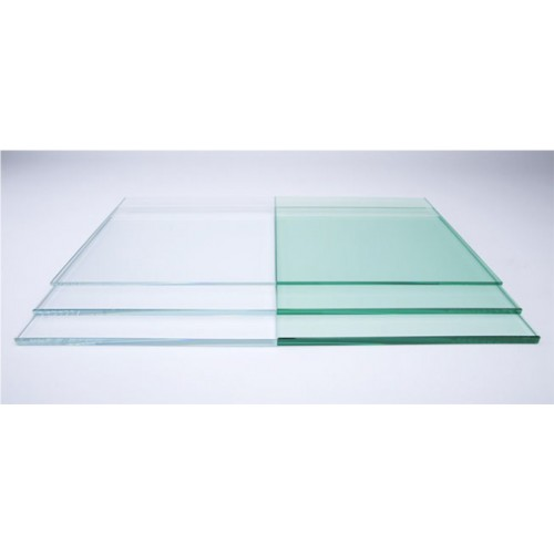12mm Toughened Low Iron Glass