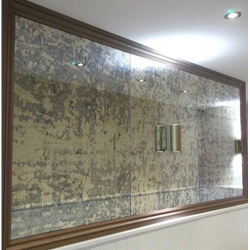 Antique Mirror Sample, What Is Antique Mirror