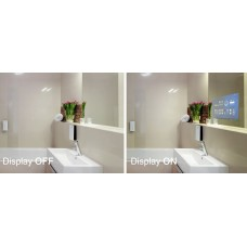Pilkington Mirroview™ 50/50 Digital Display
