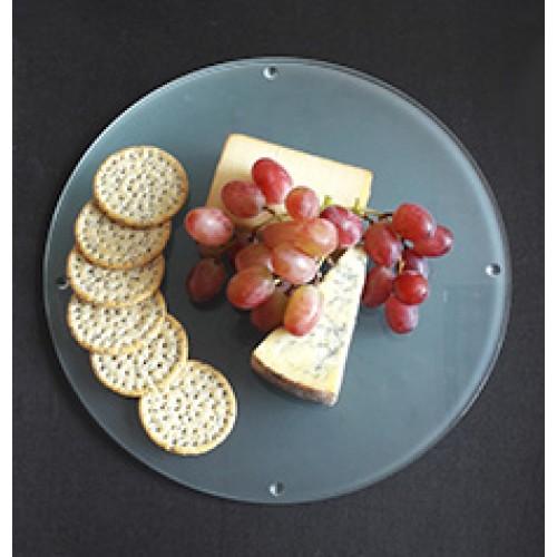 Opal Etch Party Platters - Satin