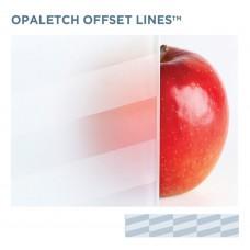Opal Etch Offset Lines