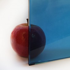 Blue Tint Glass Sample 4mm / 6mm / 10mm