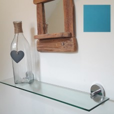 Blue Tint Glass Shelf
