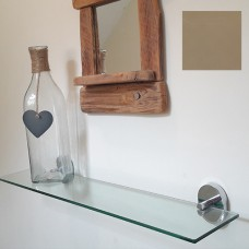 Bronze Tint Glass Shelf