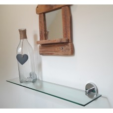 Satin Glass Shelf