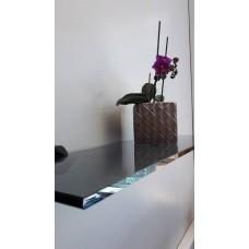 Grey Tint Glass Shelf