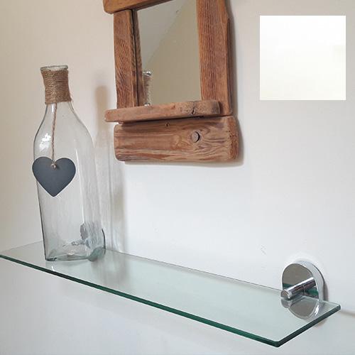 Low Iron Glass Shelf