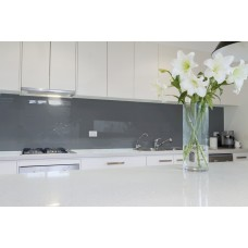 Low Iron Anthracite Grey Colour Splashback 6mm