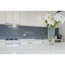 Low Iron Zen Grey Colour Splashback 6mm