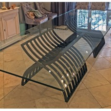 Low Iron Glass Table Top