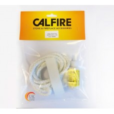 6mm Stove Rope Pack - White