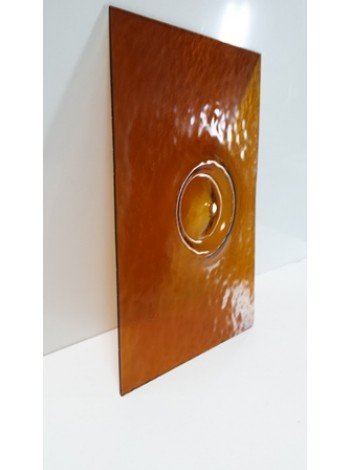 3mm Amber Minster Bullion  240 x 355mm