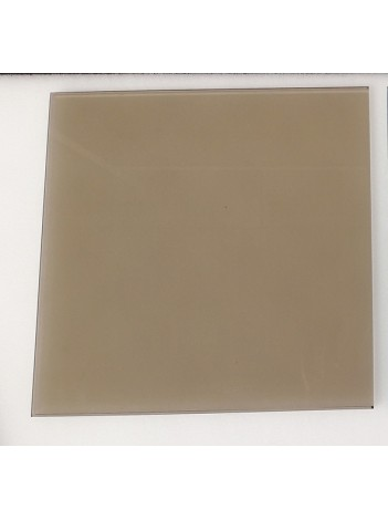 Bronze Tint Glass Sample 4mm / 6mm / 10mm