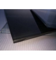 6mm Toughened Painted Glass - Anthracite Grey RAL 7016